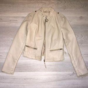 NWOT - Rue 21 - Faux Leather Moto Jacket